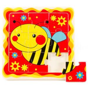 Méhecskés puzzle