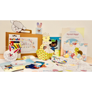 Húsvéti készülődés lányoknak - KREOVI BOX
