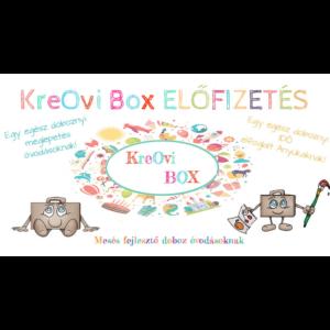 KreOvi Box - Előfizetés 2021.