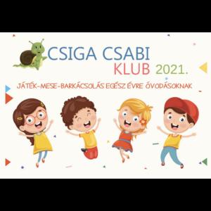 Csiga Csabi Klub Tagság -2021