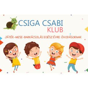 Csiga Csabi Klub Tagság -2020
