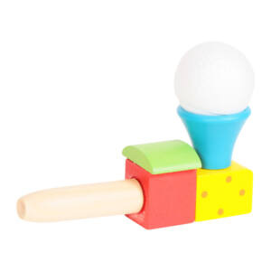 Ügyességi lebegő labda - kék