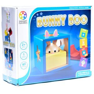 Bunny Boo - logikai játék
