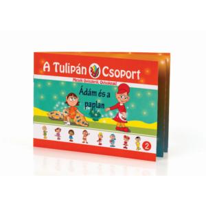 Ádám és a paplan - A Tulipán Csoport sorozat