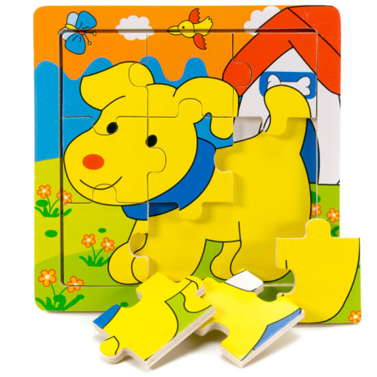 Kutyás puzzle