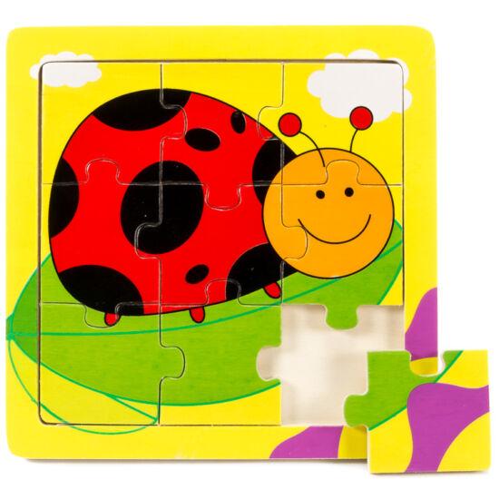 Katicás puzzle