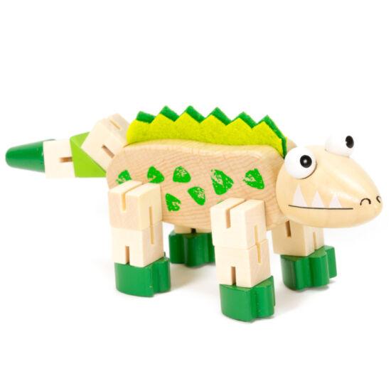 Hajlítható krokodil