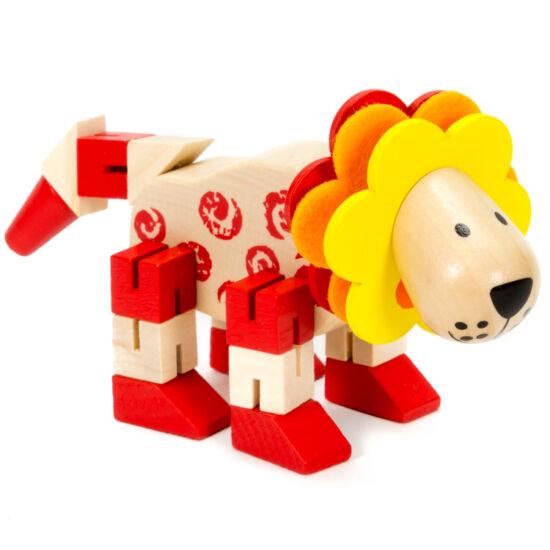 Hajlítható oroszlán