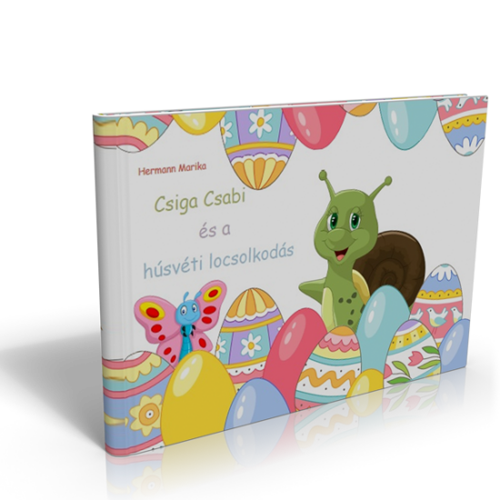 Csiga Csabi és a húsvéti locsolkodás