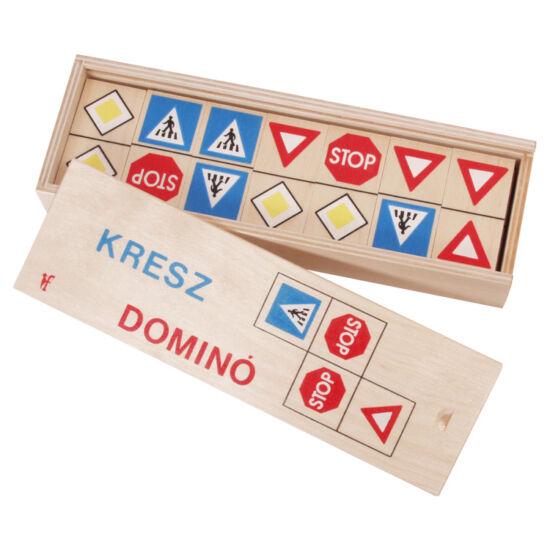 Dominó - KRESZ