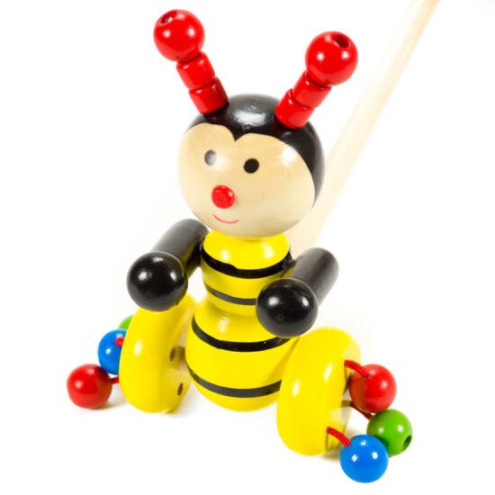 Méhecske tologatós játék
