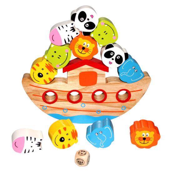 Egyensúlyozó játék - Noé bárkája