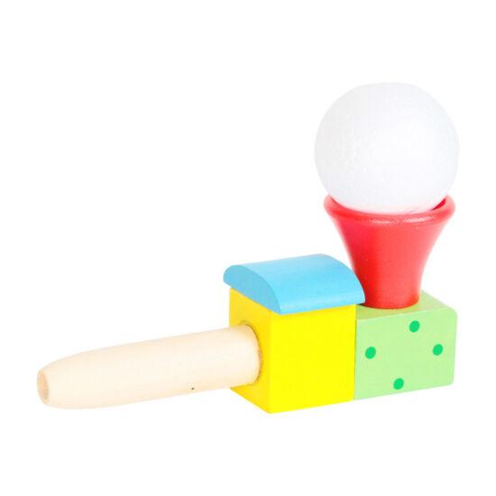 Ügyességi lebegő labda - piros