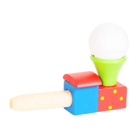 Ügyességi lebegő labda - zöld