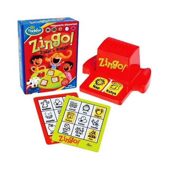Zingo a Bingó! - párosító társas játék