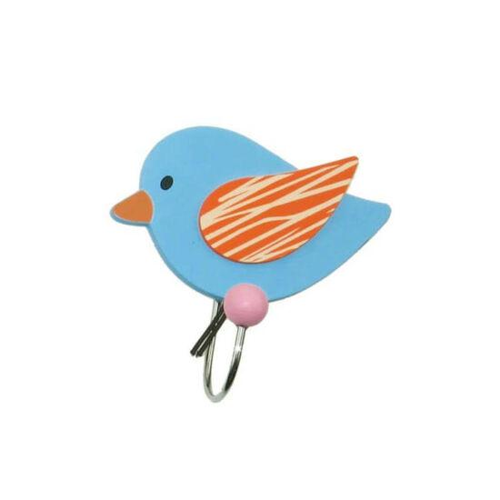 Fogas - kék madár